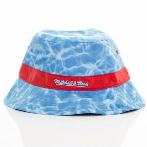Bucket Hat modrá L/XL
