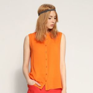 Lady's Sleeveless Shirt 42