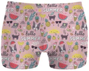 Underwear Hello Summer S