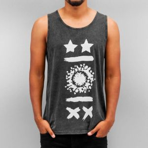 Star Tank Top Black XL