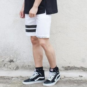 Kraťasy We Are Street Style White XL