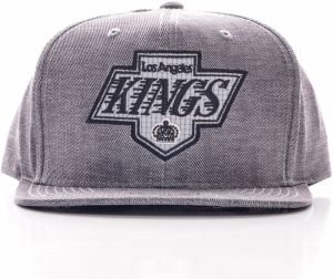 Snapback Mitchel & Ness Los Angeles Kings Grey Štandardná