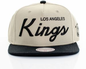 NHL snapback Khakis Los Angeles Kings Khaki Black Štandardná