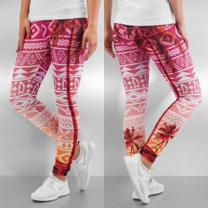 Pattern Leggings Colored XXS