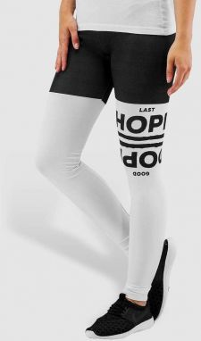 Hope Dope Leggings Black/White XXS