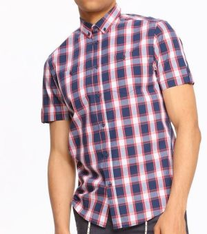 Men's Shirt Short Sleeve 38/39