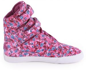 Boty Society II Pink Multicolour 6,5