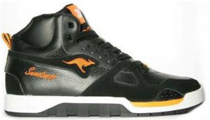 Boty Bleacher-Mid Black/Orange/White 42