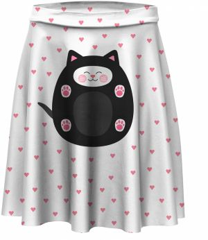 Skater Skirt Soft Kitty XS