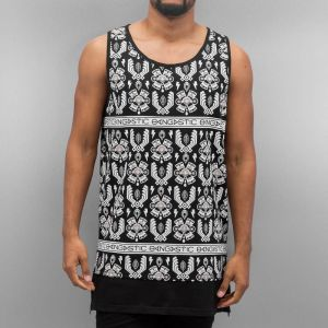 India Tank Top Black XL