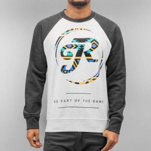 The Game Sweat Shirt White 3XL