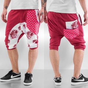 Palms Shorts Red 3XL