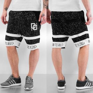 King Shorts Black 3XL
