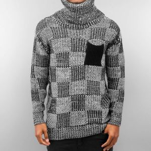Rollneck Sweater Black S
