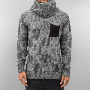 Rollneck Sweater Anthracite S