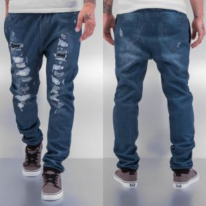 Jeans Optics Sweat Pants Blue M