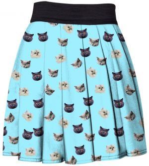 Skirt Grumpy Cats XS