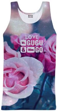 Tanktop Love Gugu 2 4XL