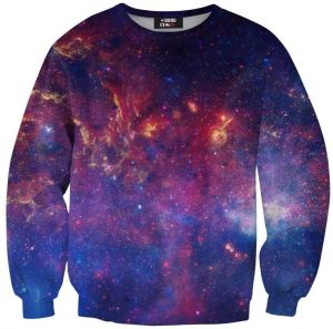 Sweater Purpule Nebula 4XL