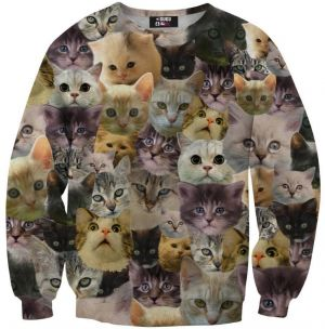 Sweater Catz 4XL