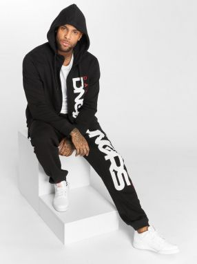 Classic Sweat Suit Black/Red XL