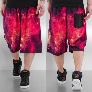 Galaxy Shorts Colored S