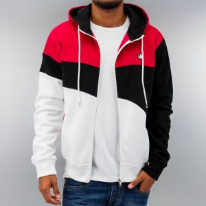 Rusher Zip Hoody Red S