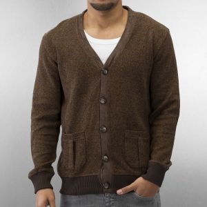 Fame Cardigan Coffee XXL