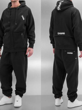 Rock Sweat Suit Jet Black L