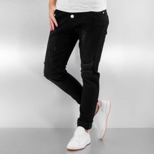 Used Jeans Black XL