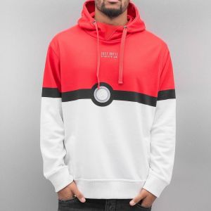 Catch Them Hoody Red/White 3XL