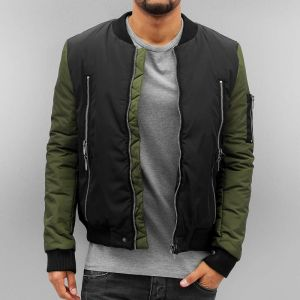 Ajaccio Bomber Jacket Black XL