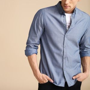 Men's Shirt Long Sleeve 44/45