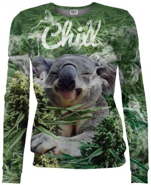 Women Fit Koala Chill farebné XS