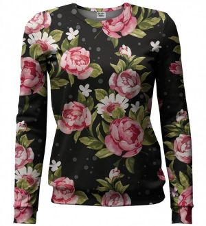 Women Fit Red Roses farebné XS