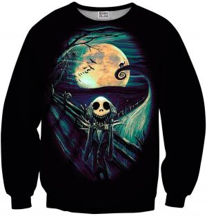 Sweater Skellington XS
