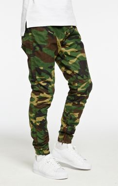 Nohavice Siksilk Expedition camo 30