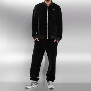 Mobster Sweat Suit Black XL