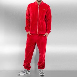 Mobster Sweat Suit Red 3XL
