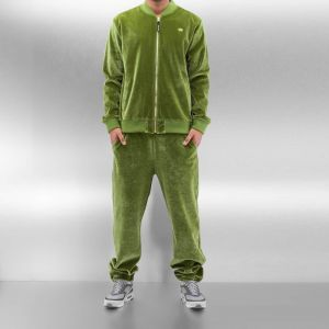 Mobster Sweat Suit Olive 3XL