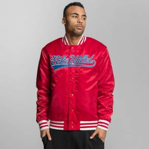 Shinning Star Bomber Jacket Red 3XL