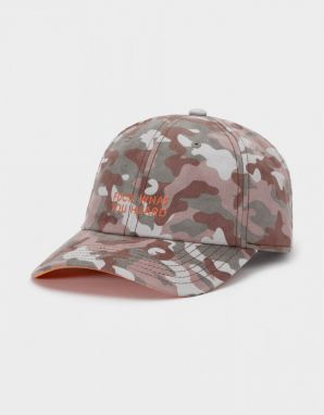 Dad Hat C&s BL What You Heard Curved Camo Beige Štandardná