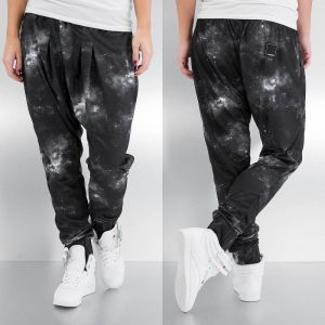 Harem Pants Black M