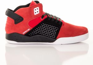 Boty Skytop III Red White 7,5