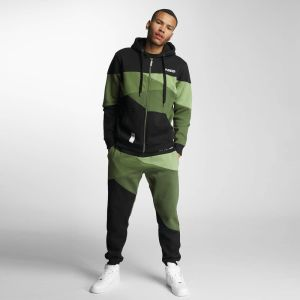 Limited Edition II Sweat Suit Olive/Black 5XL
