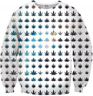 Sweater Weed Constelation XS
