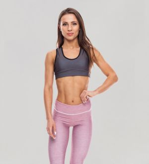Sports Crop Topmoonless Ocean XS