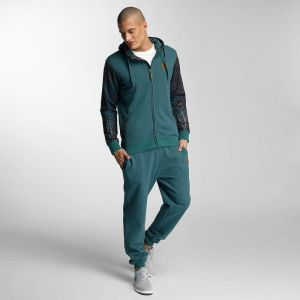 Pescadero Sweat Suit Petrol 3XL
