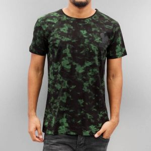 Fashion T-Shirt Camouflage Green XXL