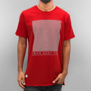 Gunshot T-Shirt Red L